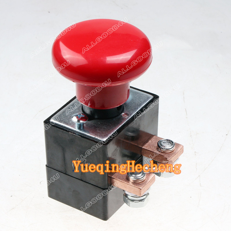 ED250B-1 ZJK-250 250A Emergency Stop Swicth For Albright Stacker Forklift Free Shipping new albright dc contactor sw80b 4 sw80 164l for electric forklift 24v 125a