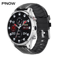 2019 New Finow X7 4G Smart Watch 1.39 inch Android 7.1 1G+16G Sport Smartwatch For Men Women Fitness Heart Rate For Android&IOS