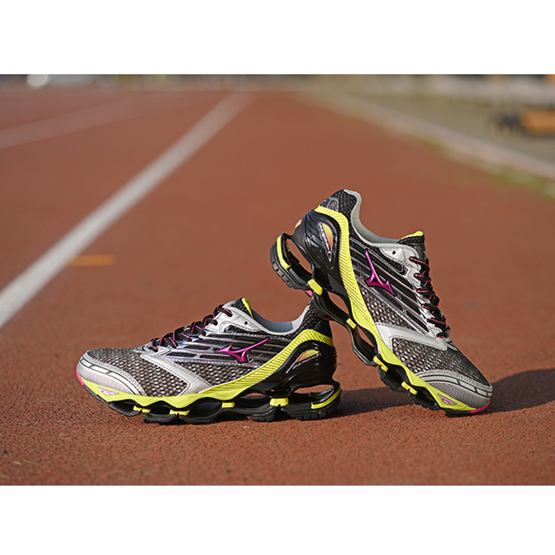 c43b3e27dbb0 ... top quality cheap sale mizuno wave prophecy 5 professional mesh women 6  color weightlifting shoes size