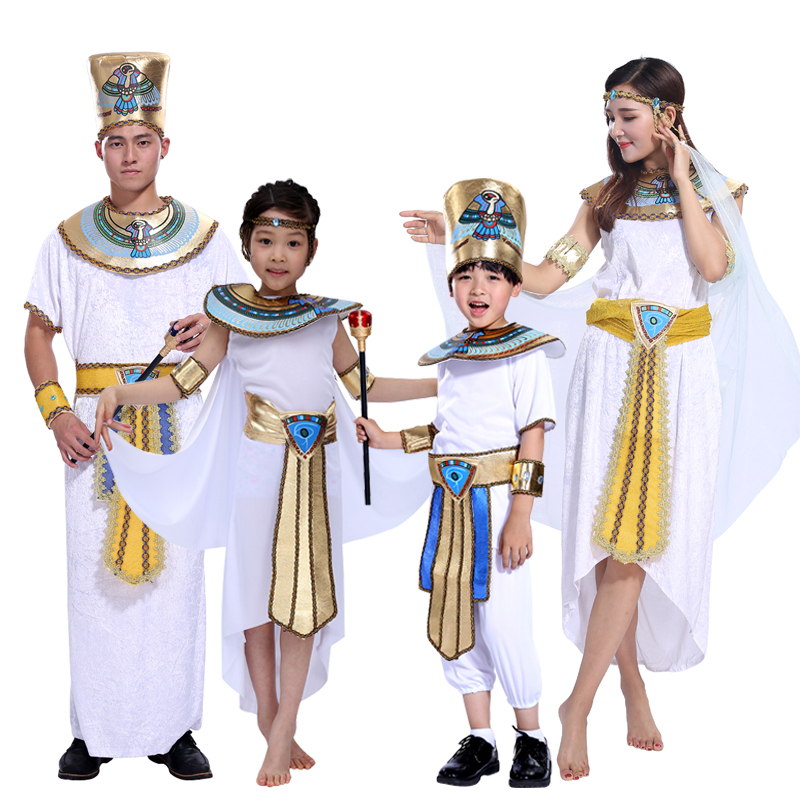 Halloween costume cosplay clothes Egyptian pharaoh Cleopatra ancient Greek princess costume masquerade costumes