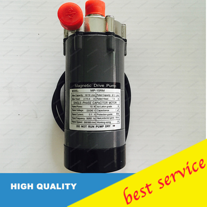 Food Grade High Temperature Magnetic Drive Pump 15RM with 1/2NPT thread Home Brew high head mp 30rzm interface thread 13mm acid magnetic drived pump food grade water pump