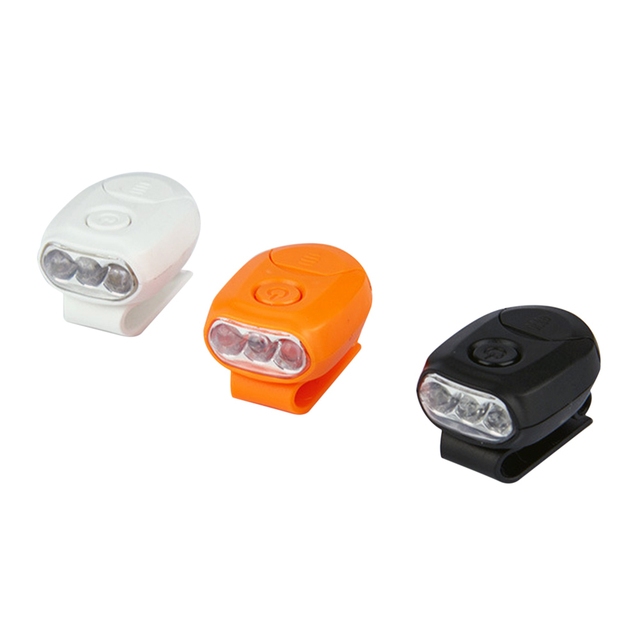 Bright Clip-On Mini Head Light