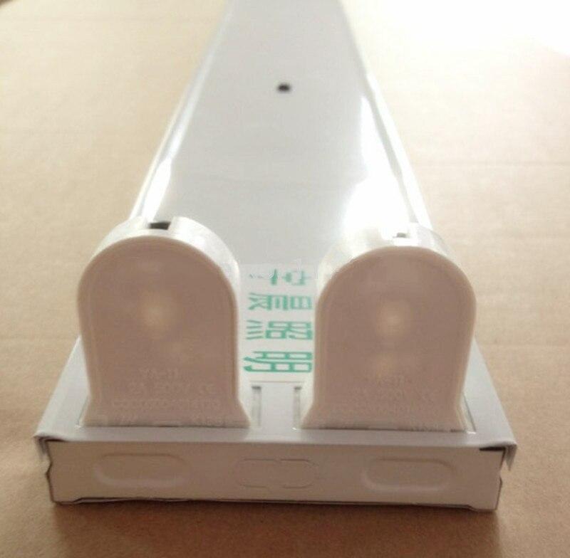 Toika FedEX 20pcs / lot T8 učvršćivanje cijevi / podrška / nosač - Različiti rasvjetni pribor - Foto 6