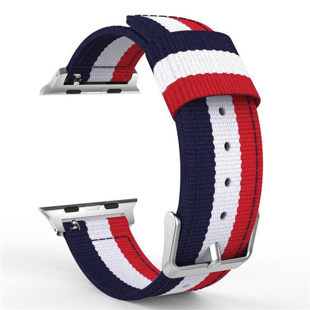 Men Sport iwatch strap