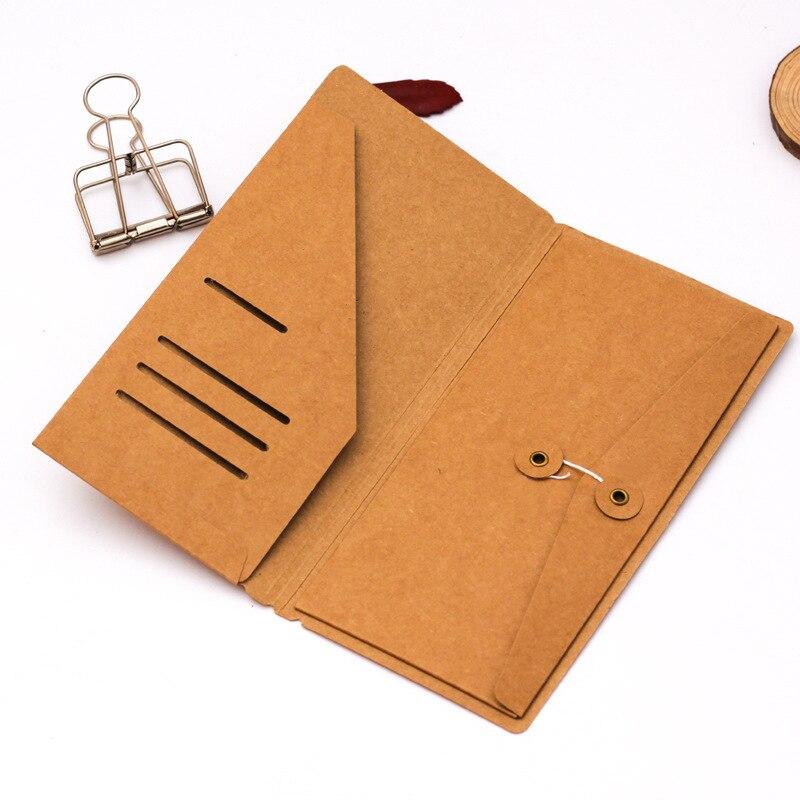 Standard / carry / passport, Filler Papers Traveler\'s Notebook Kraft ...