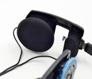 Image 5 - Defean cojín de espuma de repuesto para auriculares, 5 pares/10 Uds., 35mm, 40mm, 45mm, 50mm, 55mm, 60mm, 65mm, 70mm, 75mm, 48mm