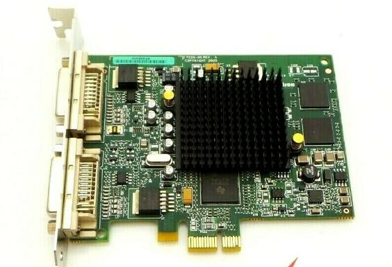 10N7756 For 5748 GXT145 PCI-E POWER6 POWER7 Graphics Card Pulled From Working Machine Well Tested