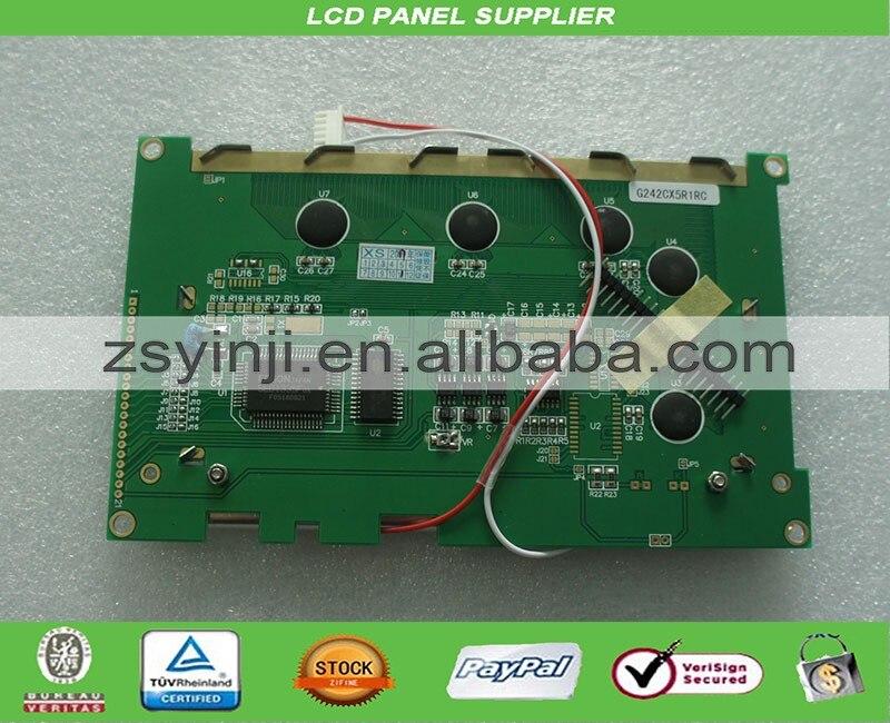 5.5 lcd ekran G242CX5R1RC5.5 lcd ekran G242CX5R1RC