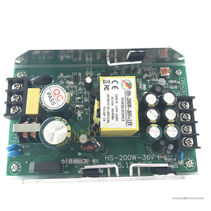 Image 2 - Litewinsune Freeship LED Par DJ Fase di Illuminazione Interruttore di Alimentazione Scheda di Alimentazione 150W 180W 200W DC12V DC24V DC36V v1 V2