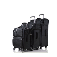 Oxford Waterproof Luggage Bag With Wheel Zipper Rolling Suitcase Trolley Spinner Fashion Trolley Travel Luggage Set For Men