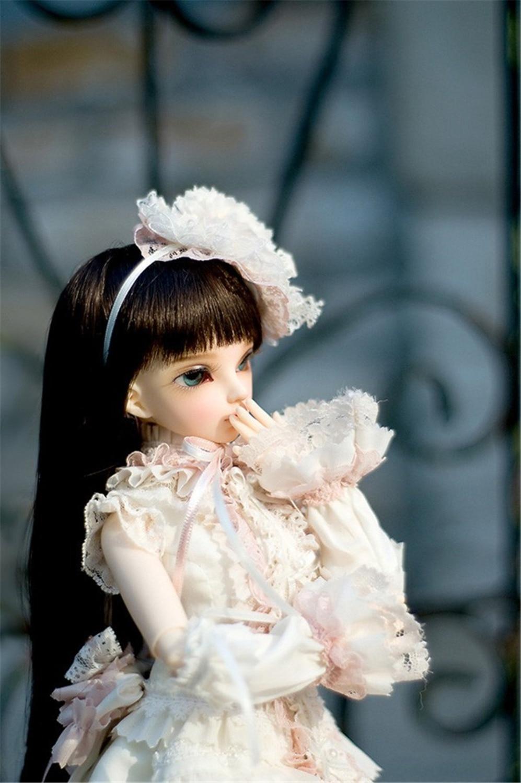 stenzhorn(stenzhorn) BJD fairy land MNF Rheia 1/4 bjd doll sd msd Toy 1/4 size doll stenzhorn stenzhorn bjd sd doll doll rosenlied mignon rl giant fairy tale doll of baby toys