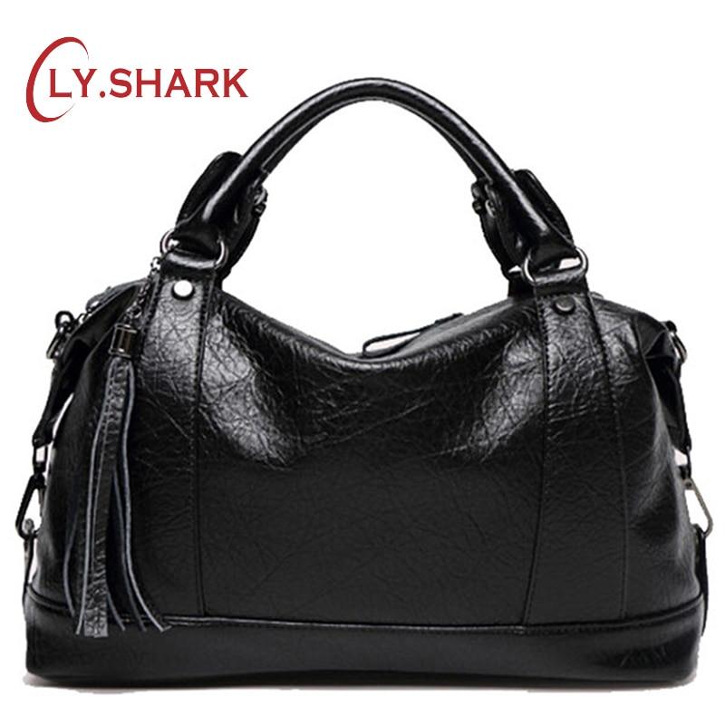 11f03c5fa BVLRIGA preta carteiro bolsas de luxo mulheres sacos de designer grande bolsa  feminina couro de pu bolsas femininas bolsas de marcas famosas 2017 bolsa  ...