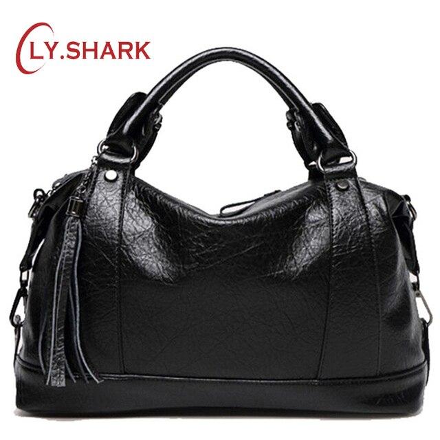 2cf69403451a9 BVLRIGA preta carteiro bolsas de luxo mulheres sacos de designer grande  bolsa feminina couro de pu ...