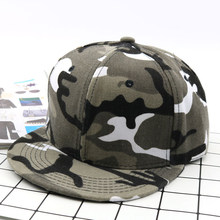 hotsale fashion casual all-purpose high quality Camouflage Cap Adjustable Fatigue Cap Hat(China)