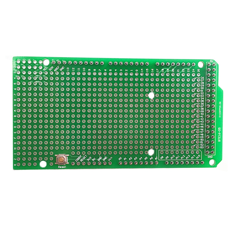 Placa protótipo PCB para Arduino MEGA 2560 Escudo R3 DIY hyq