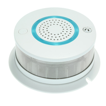 Smart Fire and Smoke Sensor