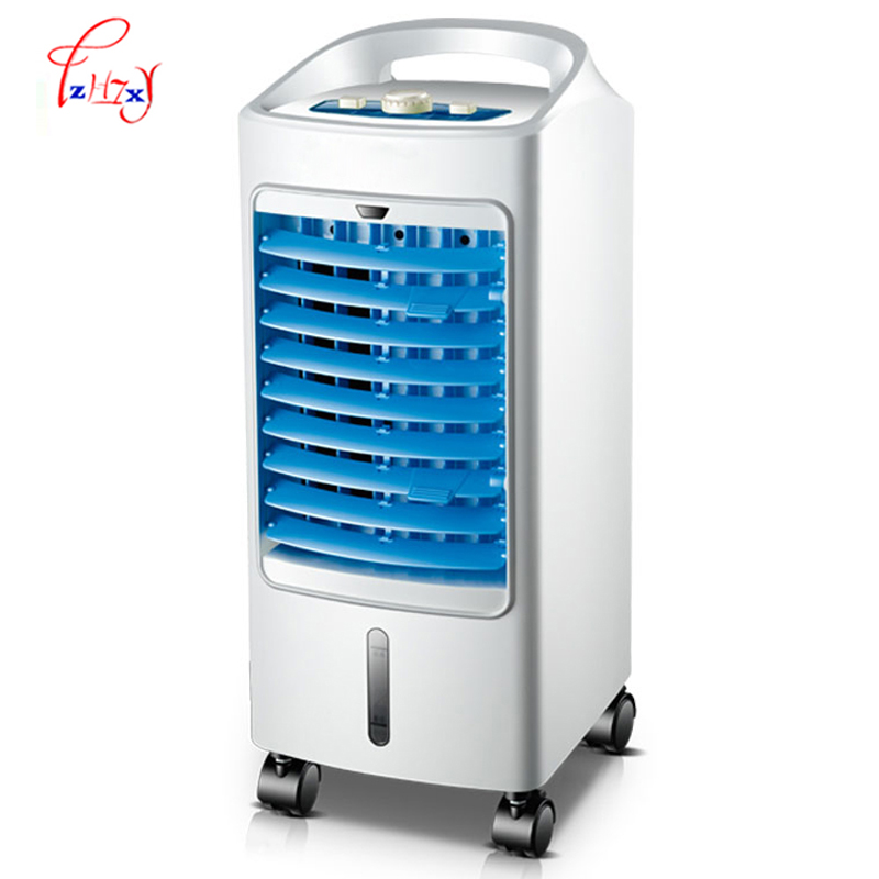 mini home air conditioner fan cooler small air conditioning portable appliances Household 220V 3 files Wind speed 4L Water tank все цены