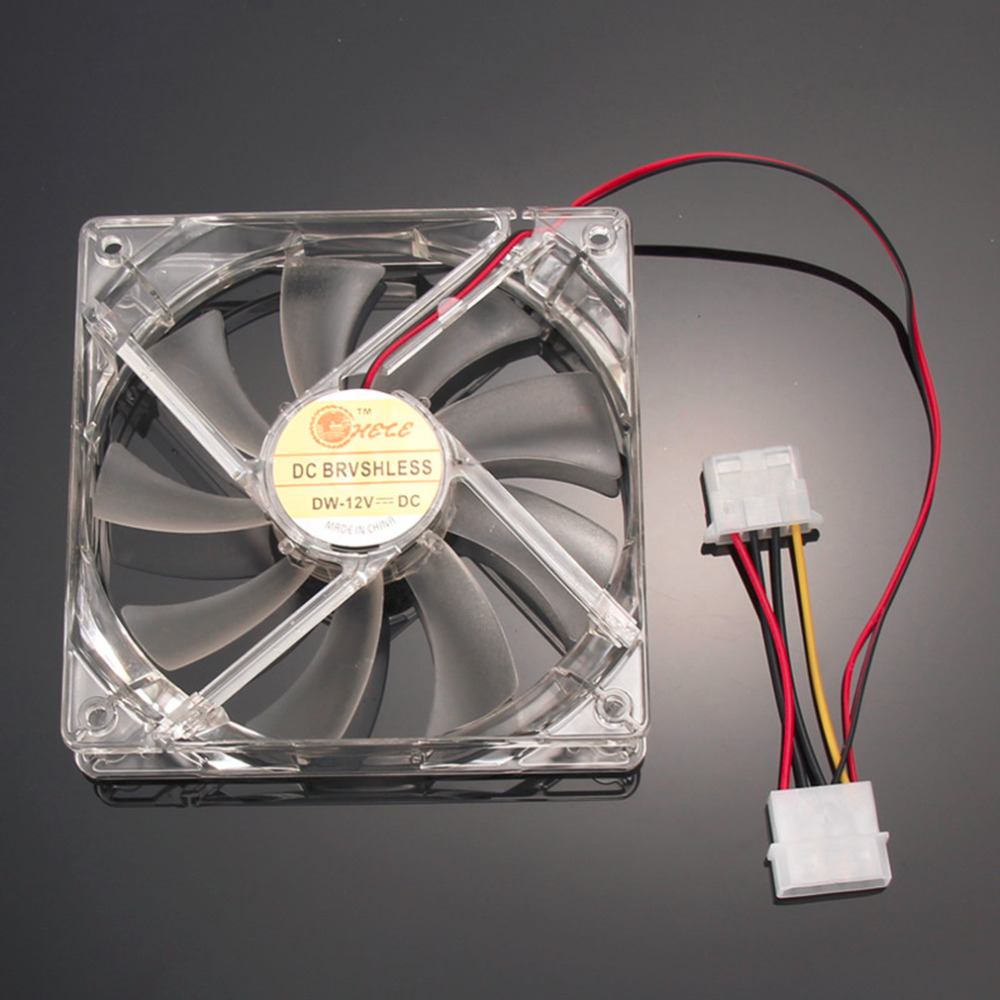 Pc Case Fan Molex Wiring Schematics Diagrams Computer Diagram Quad 4 Led Light 120mm Pin