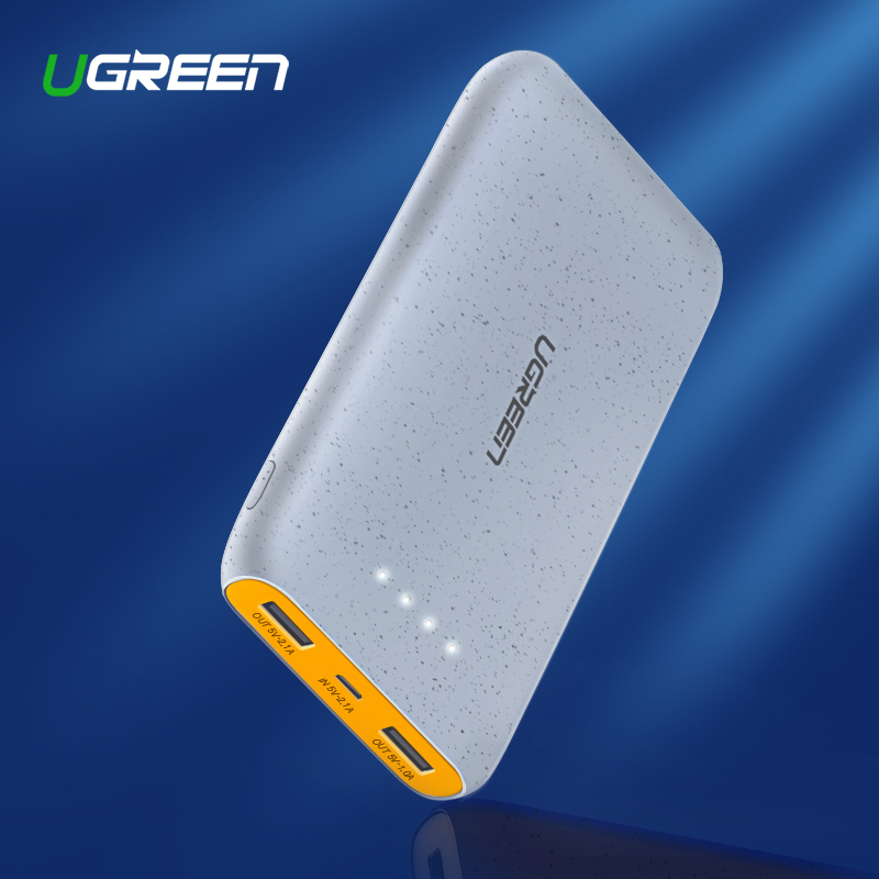 Внешний аккумулятор Ugreen 10000/20000 мАч
