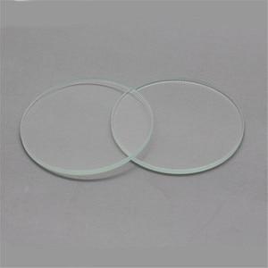 JIGUOOR 1Pcs 42mm x 1.5mm Glas