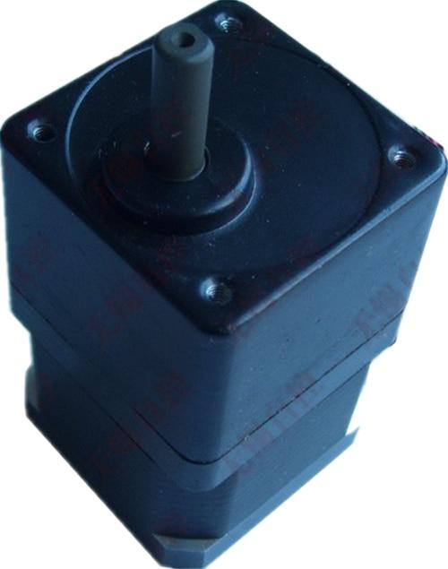 цена на 42BYG Gearbox Geared Stepper Motor Ratio 10:1 Nema17 L 40mm 1.3A 3D Printer