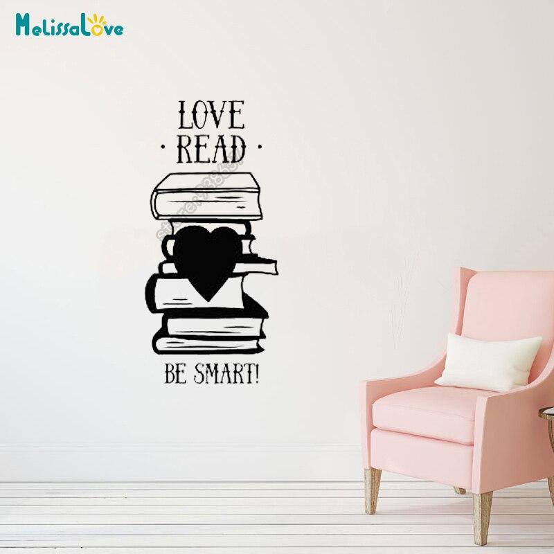 Amor leer ser inteligente! Cita lectura tema libro y corazón ...