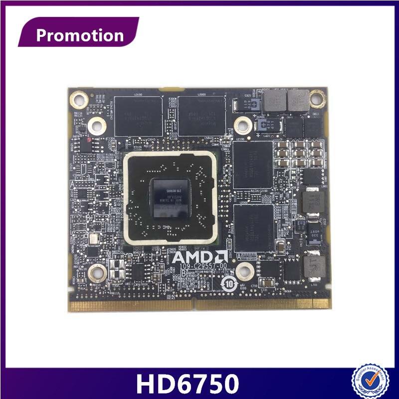 Видеокарта Для iMac A1311 A1312 2011 2010 512 Мб HD 6750 6750 м HD6750 hd6750m Vga, графический процессор 109-C29557-00 216-0810005 661-5944