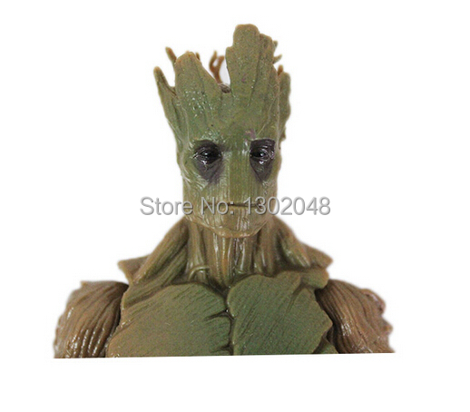 New arrival action toy figures marvel superhero guardians of the galaxy pvc...