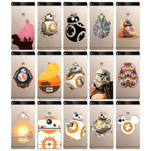 Star Wars BB-8 Soft TPU Silicone Case Cover For Huawei P8 P9 P10 Lite Plus 2017 Honor 8 Lite Pro 9 5C 6X V9