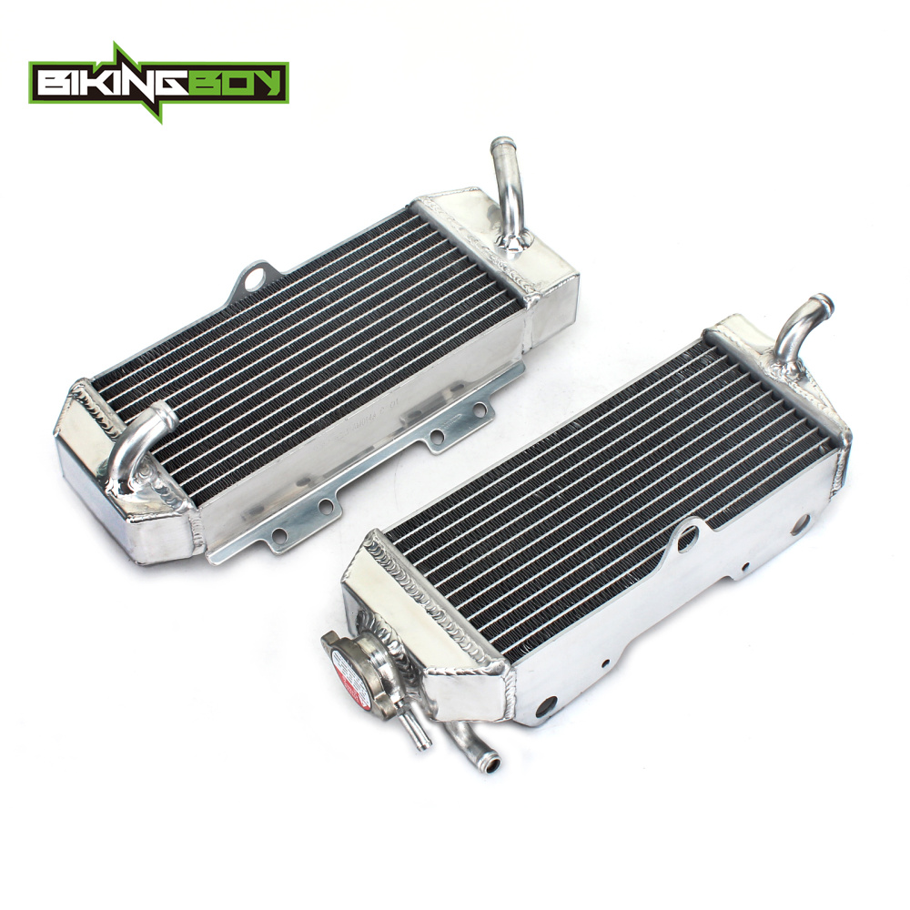 Yz426f Big Bore Kit Yz426f Yz426: BIKINGBOY Aluminium Core MX Offroad Engine Radiators