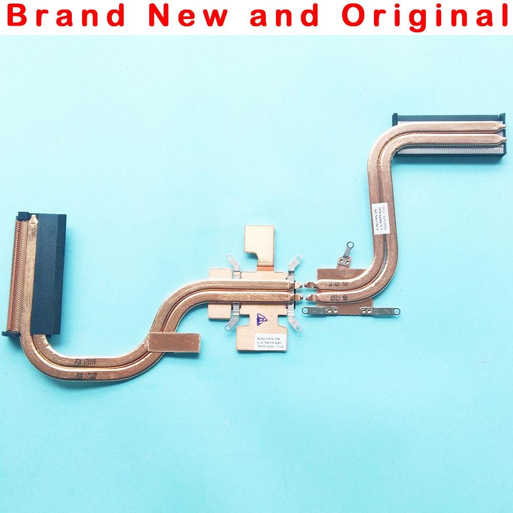 New Original heatsink for Clevo z7m z6m T6Ti X55 N855N heatsink thermal module 6 31 N855N