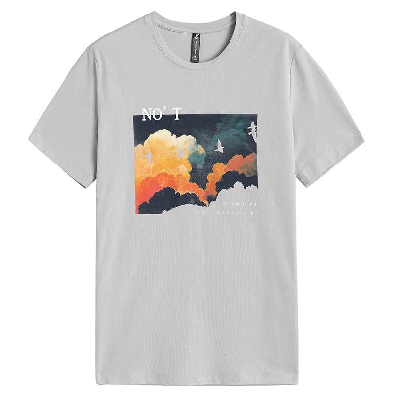 パイオニアキャンプ新夏 tシャツメンズブランド服のファッションプリント半袖 tシャツ男性品質クールメンズ tシャツ ADT803141