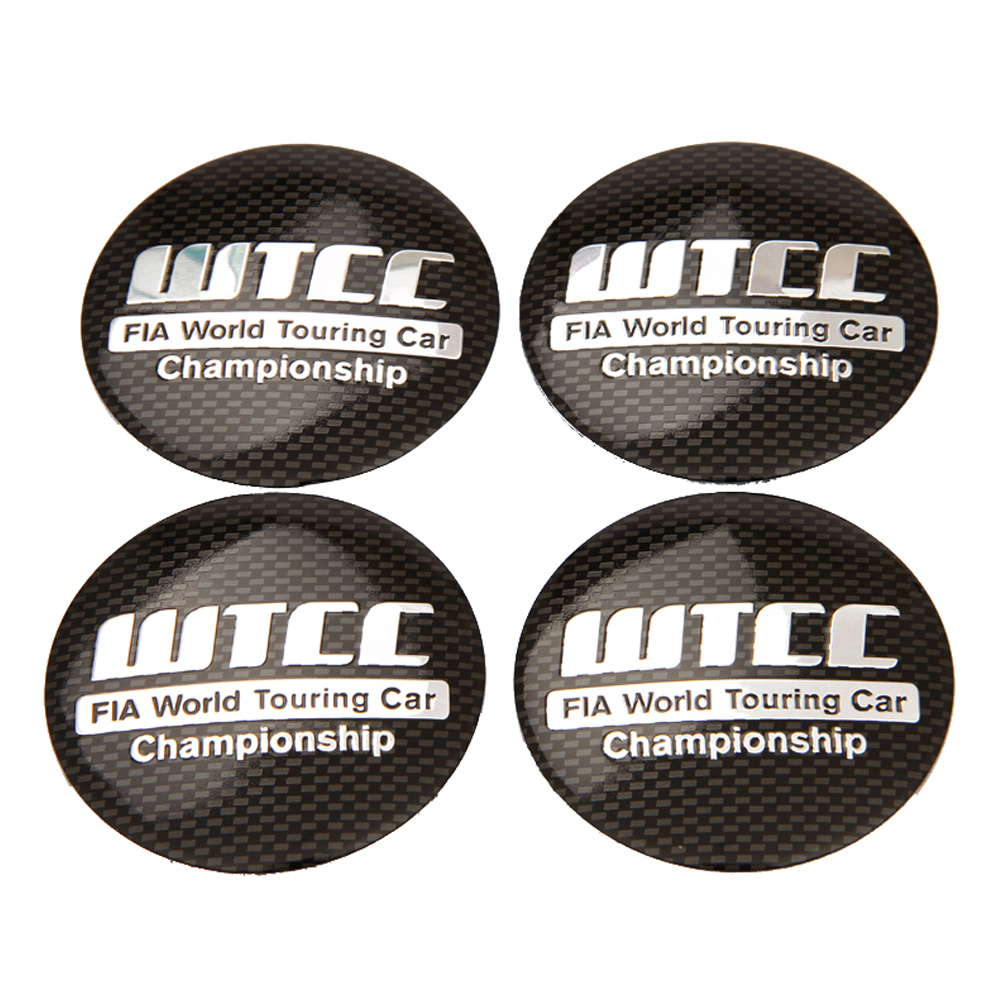 Hot Sale Mm WTCC Aluminum Car Wheel Center Hub Caps Sticker For - Audi wheel center caps