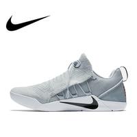 Оригинальный Nike Оригинальные кроссовки Кобе AD NXT для мужчин дышащие Баскетбол Обувь спортивная, кроссовки Высокое качество обувь Спорт на о...