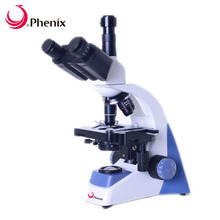 Phenix Trinocular Microscope Biological TV tube connect with Laptop