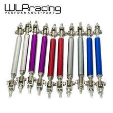 Гонки-универсальный wlring переднего бампера splitter галстук стержень стойки бар губ регулируемый