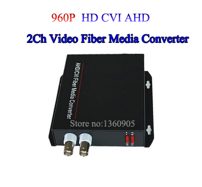 2 Channel CVI AHD Video optical Media Converter Transmitter Receiver -1Pair for 720P 960P AHD CVI HD camera CCTV накладка just mobile quattro air для iphone x чёрный pc 388bk