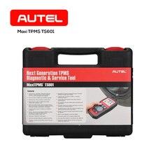 цена на Autel MaxiTPMS TS601 TPMS Tool TPMS Sensor Reset Relearn Activate Programming Automotive Car Diagnostic Tool OBD2 Code Reader