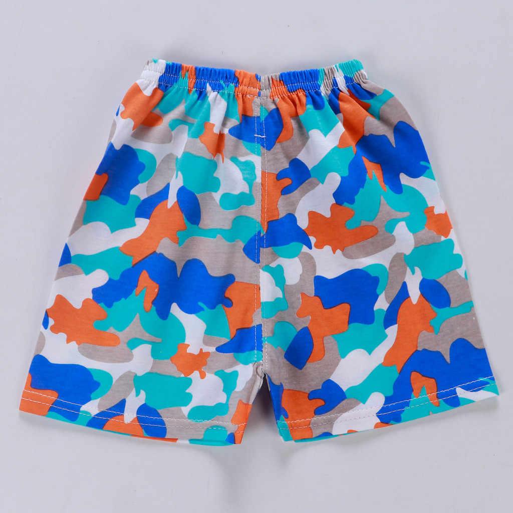 High quality Newborn Infant Baby Boys Girls Short Sleeve Cartoon Tops Shirt+Pants Outfits Set Summer Clothes Roupa Menino New