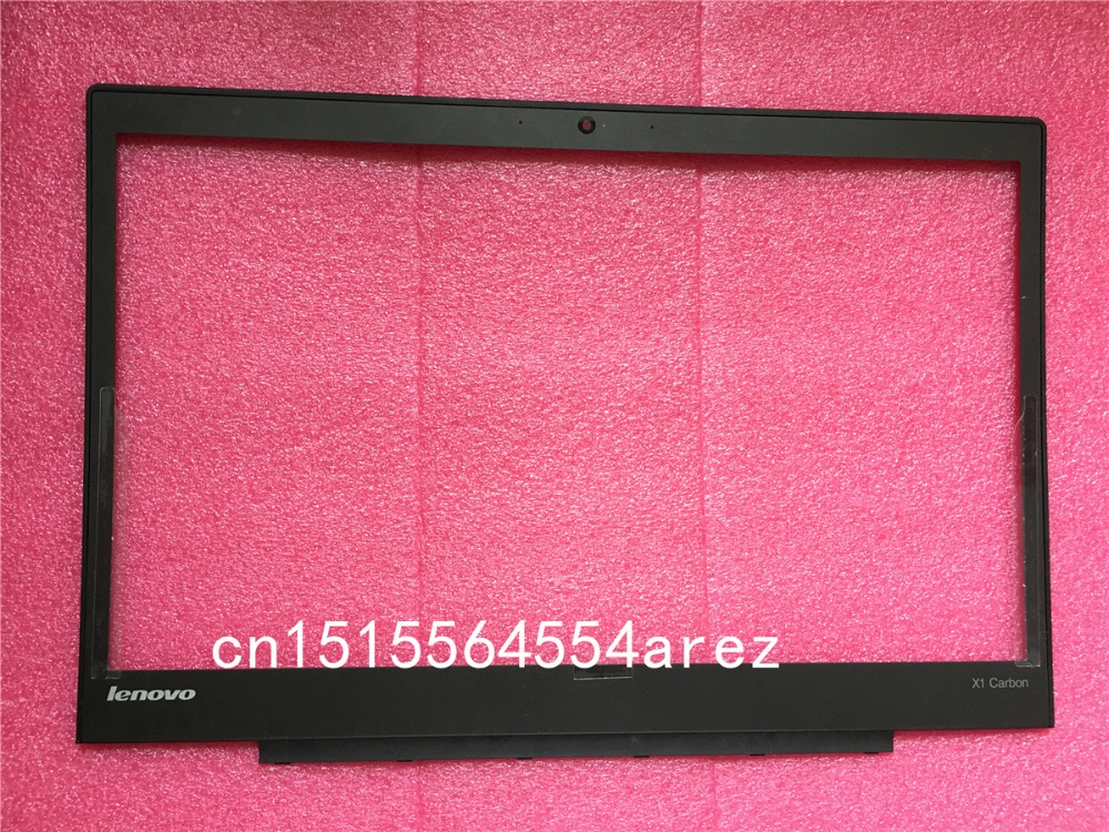 New laptop Lenovo ThinkPad X1 Carbon LCD Bezel Cover case/The LCD screen frame FRU 04X5569