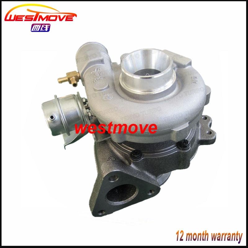 GT2256V turbo 724652-5001 S 724652-0001 7246525001 S 724652 79517 turbocompresseur pour Ford Ranger 2.8L 2002-HS2.8 ht 128hp 2800cc