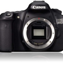 USED,Canon EOS 60D 18 MP CMOS Digital SLR Camera with 18-55S