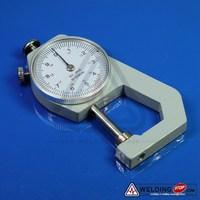 Medidor de espesor medidores/0.1mm x 20mm/medidor plano