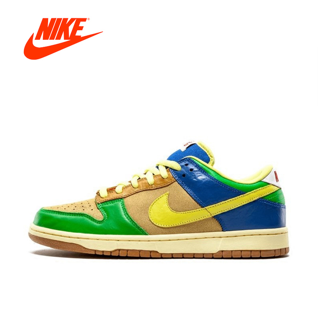 e27d4492e48f ... coupon code original new arrival authentic nike dunk low premium sb  brooklyn projects mens skateboarding shoes