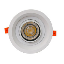 Free Shipping 15W Dimmable COB led down light recessed led ceiling lights Warm White/White/Cold White 85~265V/AC стоимость