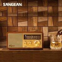 SANGEAN Blues Бесплатная доставка стерео bluetooth динамик стерео беспроводные колонки bluetooth динамик