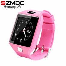 Купить с кэшбэком SZMDC DZ09 Smart Watch With Camera Bluetooth WristWatch Sport Wearable Devices SIM TF Card Smartwatch For IOS Android Phones