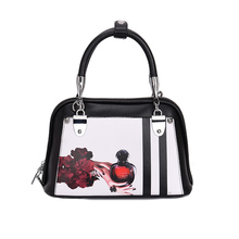 Tuladuo Luxury handbags Women Bags Designer Bags For Women 2018 Printing Leather Tote Bag famous Brand Messenger Bag Sac A Main