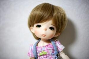 Chico recast boy BJD//SD DOLL 1//4 Phillippe Doll Handsome Male 44CM FR muñeca