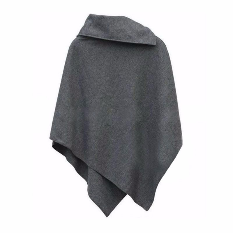 HTB1r4OwOpXXXXanXVXXq6xXFXXXJ - Women Coat Poncho Sweater Cape Outwear PTC 49